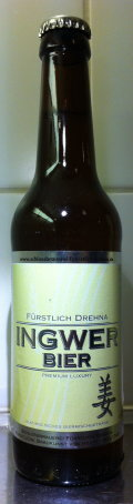 F�rstlich Drehna Premium Luxury Ingwer-Bier