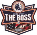 Pixie Spring / Steel City The Boss (2012) - American Pale Ale