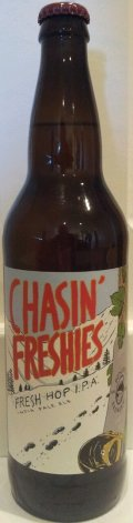 Deschutes Chasin� Freshies 2012 - Cascade - India Pale Ale (IPA)