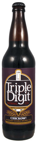 Triple Digit Chickow! - Brown Ale