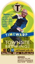 Townsite Time Warp Fresh Hopped Pale Ale