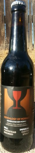 Hill Farmstead Genealogy of Morals (2011 - Madeira) - Imperial Stout