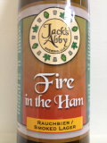 Jack�s Abby Fire in the Ham