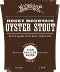 Wynkoop Rocky Mountain Oyster Stout