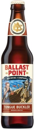 Ballast Point Tongue Buckler Imperial Red Ale - American Strong Ale