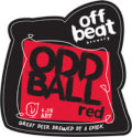 Offbeat Odd Ball Red (4.2%)    - Bitter