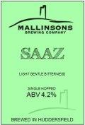 Mallinsons Saaz