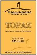 Mallinsons Topaz