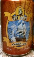Dry Dock Amber - Amber Ale