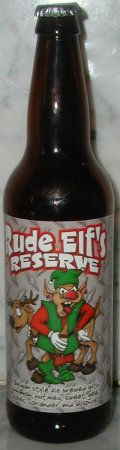 Fegleys Brew Works Rude Elfs Reserve