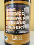 Cisco Island Reserve Lager