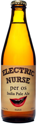 Electric Nurse per os - India Pale Ale (IPA)
