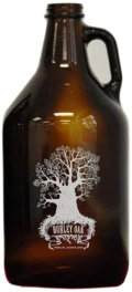 Burley Oak Bourbon Barrel Brown