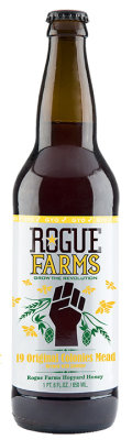 Rogue Farms 19 Original Colonies Mead - Mead