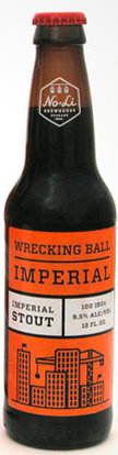 No-Li Wrecking Ball Imperial Stout