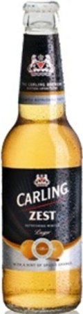 Carling Zest Winter Orange