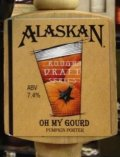 Alaskan Oh My Gourd Pumpkin Porter - Spice/Herb/Vegetable