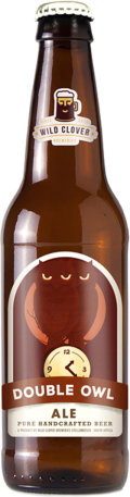 Wild Clover Double Owl English Brown Ale