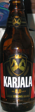 Hartwall Karjala IV B (Strong 8,0) - Malt Liquor
