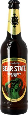 Thornbridge Bear State - Imperial/Double IPA