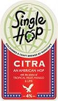 Marstons Single Hop Citra - Golden Ale/Blond Ale