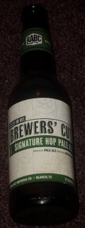 Real Ale Brewers� Cut Signature Hop Pale Ale