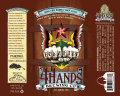 4 Hands Bona Fide Barrel-Aged Stout (Elijah Craig)