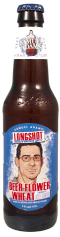 Samuel Adams Longshot Beer Flower Wheat