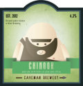 Caveman Chinook - Golden Ale/Blond Ale