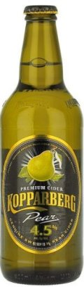 Kopparbergs Pear Cider