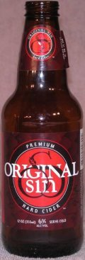 Original Sin Hard Cider