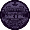 Magic Rock Magic 8 Ball Barrel Aged (Chardonnay Brett) - Black IPA