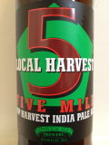 Ipswich Five Mile Hop Harvest IPA