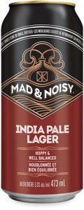 Creemore Springs Mad & Noisy Hops & Bolts India Pale Lager