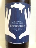 Idle Hands Craft Ales Bourbon Barrel-Aged Triplication