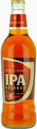 Greene King IPA Reserve (Bottle) - English Strong Ale