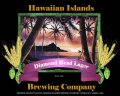 Hawaiian Islands Diamond Head Lager