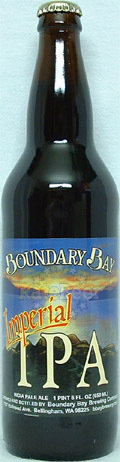 Boundary Bay Imperial IPA - Imperial/Double IPA