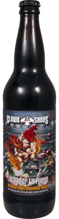 Clown Shoes Luchador en Fuego - Imperial Stout