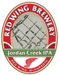 Red Wing Jordan Creek IPA