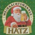 Hatz Weihnachtsm�nnle - Oktoberfest/M�rzen