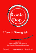 Rooie Dop Utrecht Strong Ale - American Strong Ale