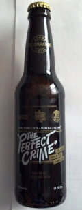 Evil Twin / Stillwater / Stone The Perfect Crime Black Smoked Saison