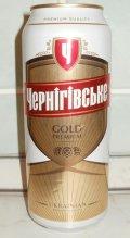 Chernigivske Gold Premium - Pale Lager