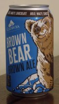 Catawba Valley Brown Bear Ale