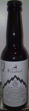 Praotnat 2012 Cascade dryhopped - India Pale Ale (IPA)