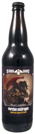 Clown Shoes Porcine Unidragon - Imperial Stout