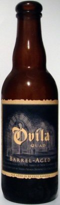 Sierra Nevada Ovila Quad - Brandy Barrel - Abt/Quadrupel