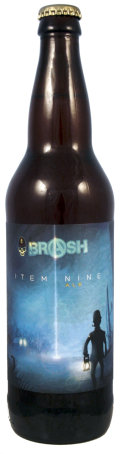 Brash Item Nine - American Strong Ale