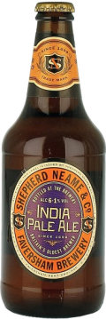 Shepherd Neame India Pale Ale (Bottle) - English Strong Ale